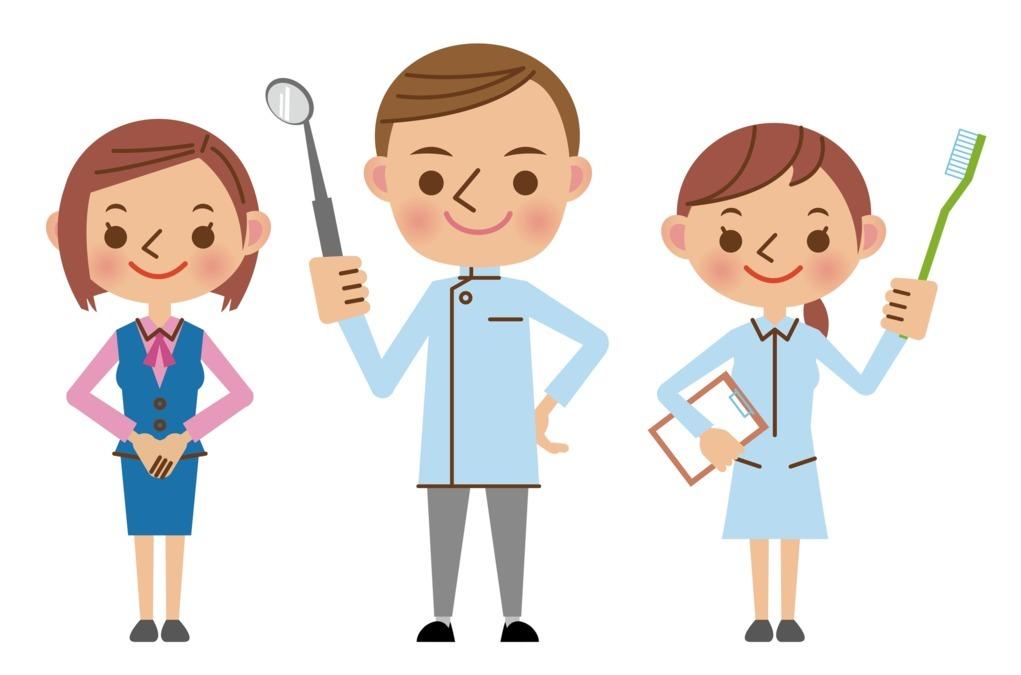 あだち歯科クリニック(歯科助手の求人)の写真: