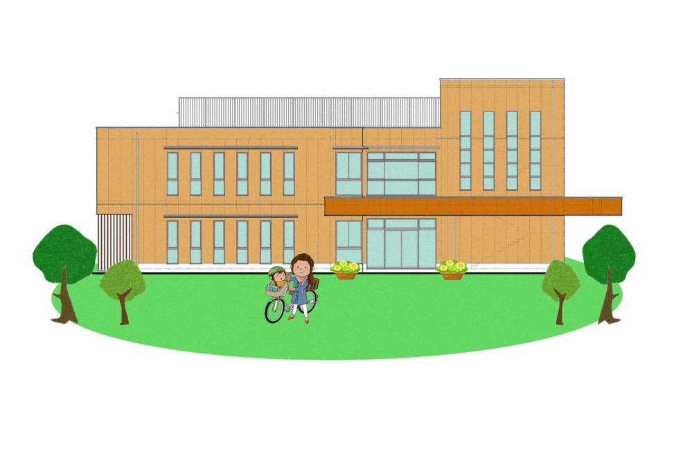 社会福祉法人馬島福祉会 東大島保育園の画像