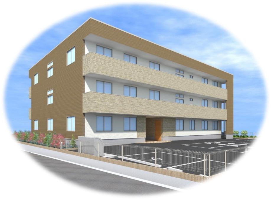 住宅型有料老人ホームHIBISU柏原の画像