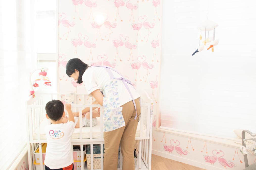 ベビーズリング世田谷経堂ルーム(保育補助の求人)の写真:
