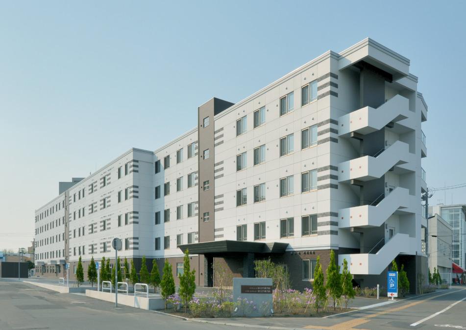 訪問看護ステーションブルースター北円山の画像