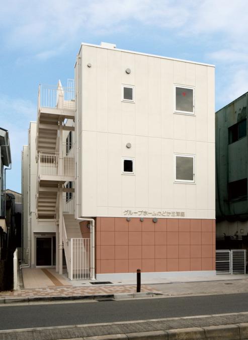 グループホームのどか三津屋の画像