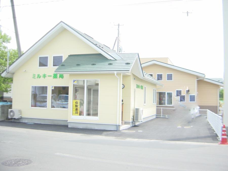 ミルキー薬局の画像