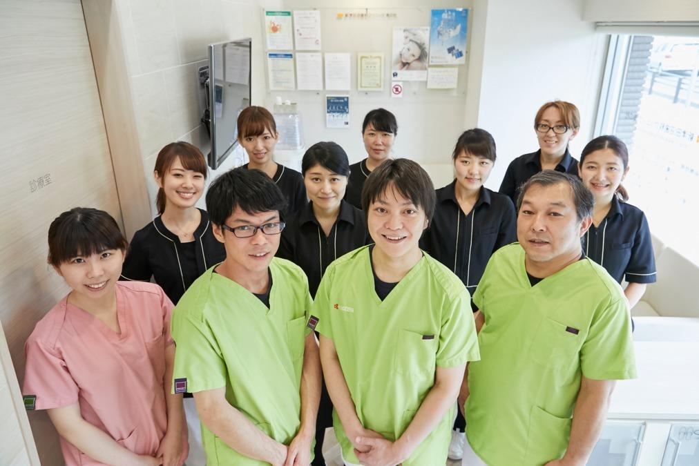 新津田沼歯科クリニック奏の杜の画像
