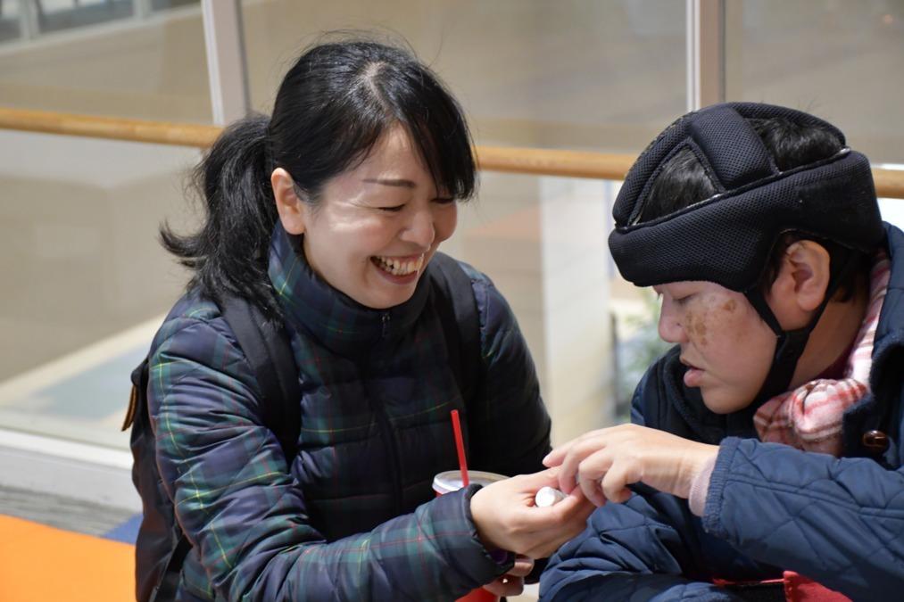 ヘルパーステーションすてっぷ(障害者への居宅介護、行動援護、移動支援)(生活支援員の求人)の写真1枚目: