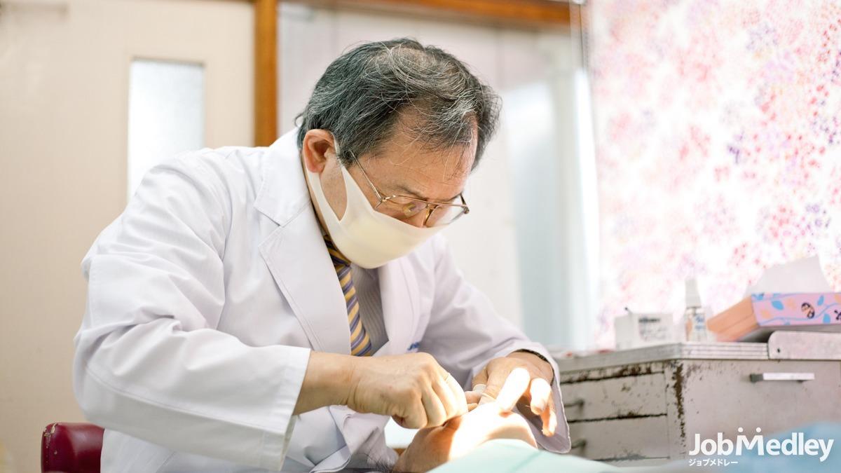 高木歯科医院(歯科医師の求人)の写真1枚目:咬合の治療、入れ歯治療、根管治療に力を入れて診療している歯科医院です