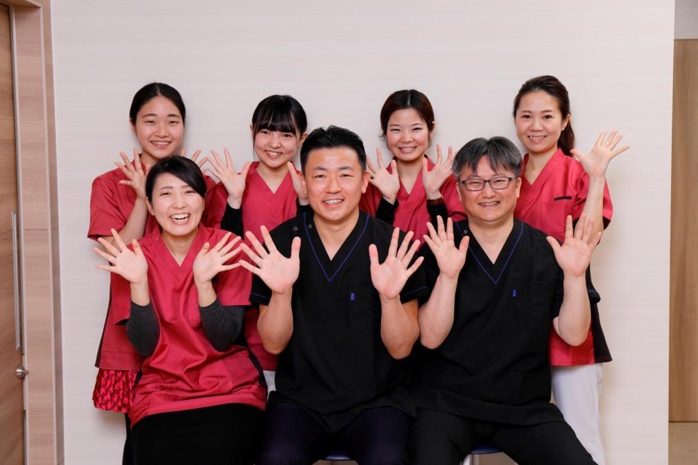 さかもと歯科医院(歯科衛生士の求人)の写真:あなたのやる気を全力でバックアップします!
