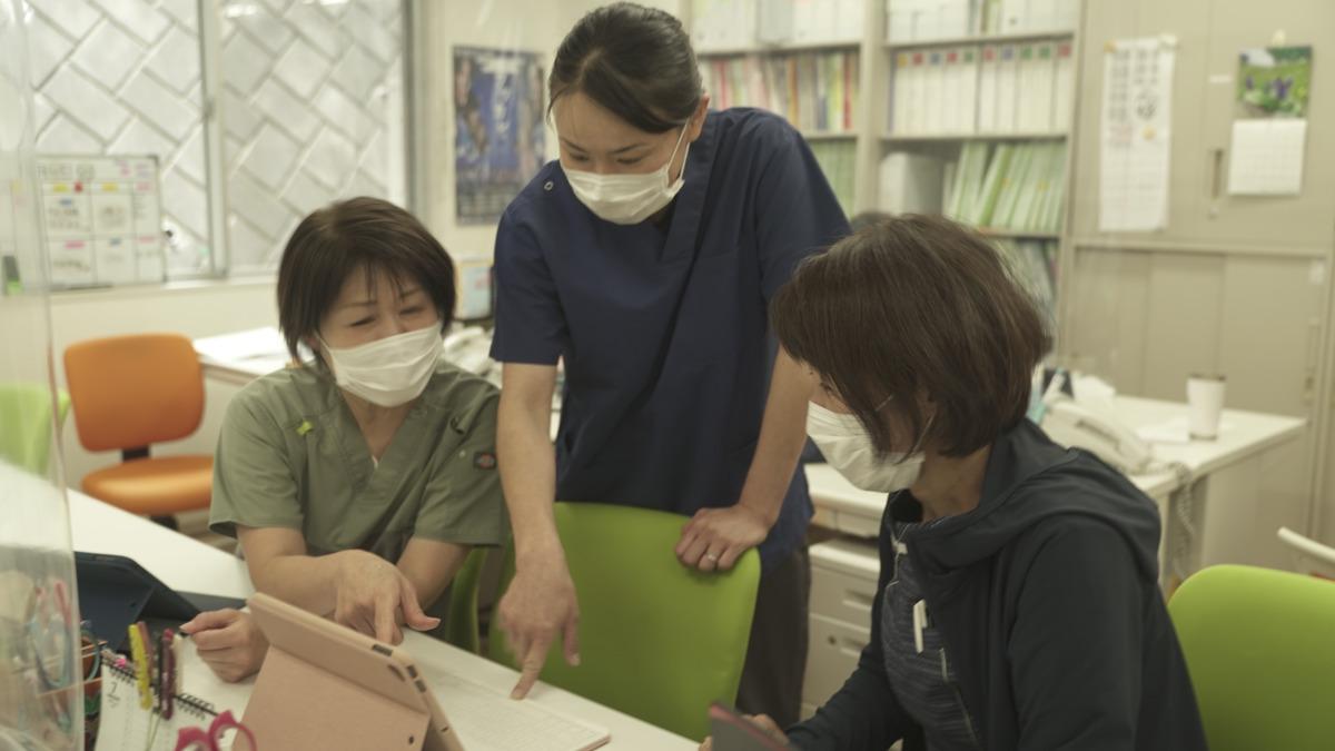訪問看護ステーション鶴川ひまわりの画像