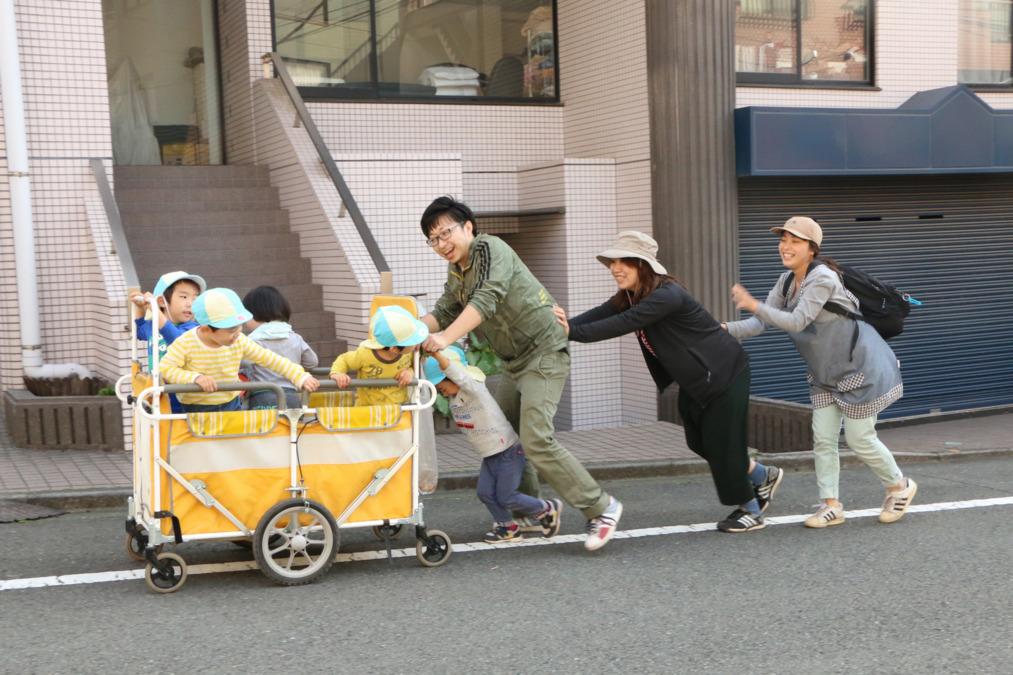 いいほいくえん用賀   (2020年4月開園の認可保育所)の画像