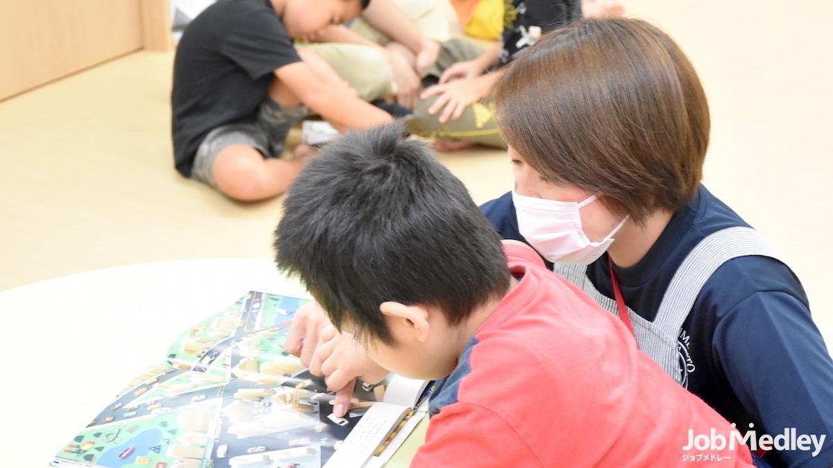 こぱんはうすさくら川崎港町教室の画像