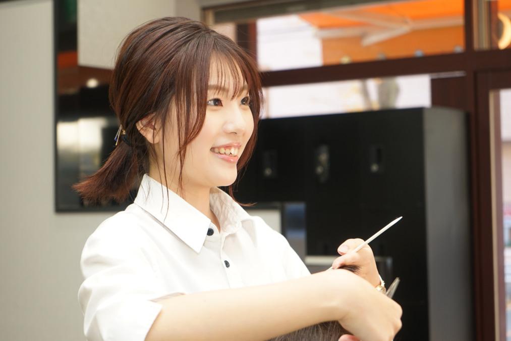 HAIR SALON IWASAKI大垣2店の画像