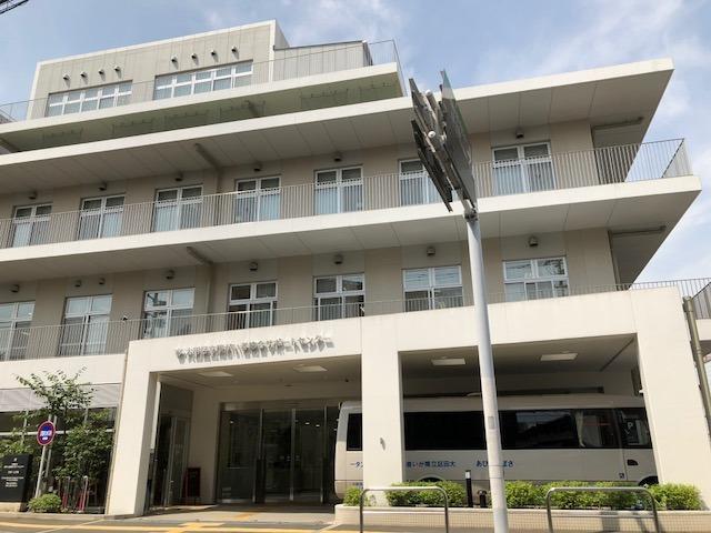 大田区立障がい者総合サポートセンター B棟の画像