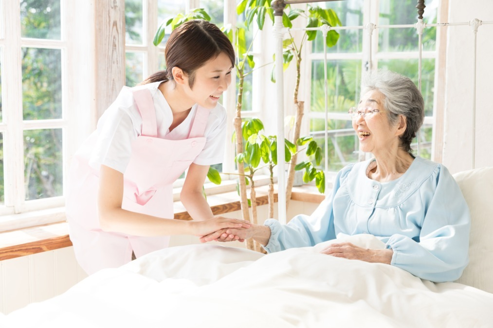 住宅型有料老人ホーム花の画像