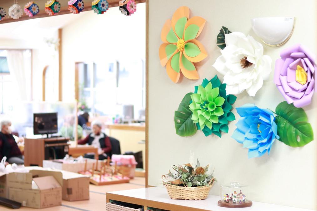 岡山市西市デイサービスセンターの画像
