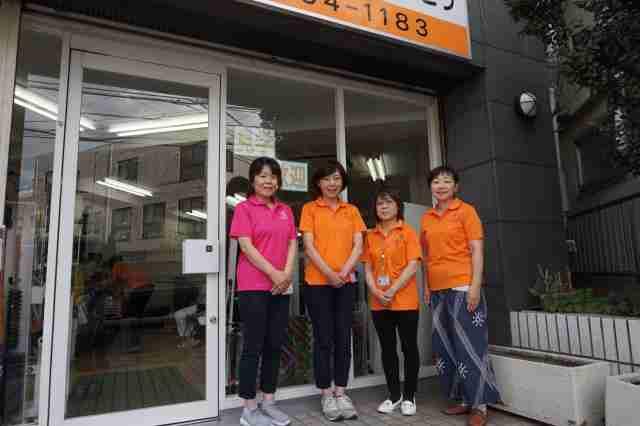 デイサービス 東京ヘルスケア機能訓練センター関町の画像