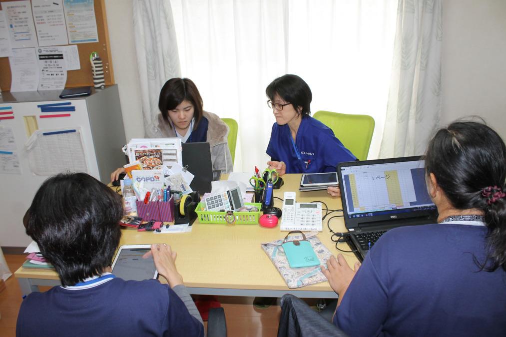 ビュートゾルフ行徳 訪問看護ステーションの画像