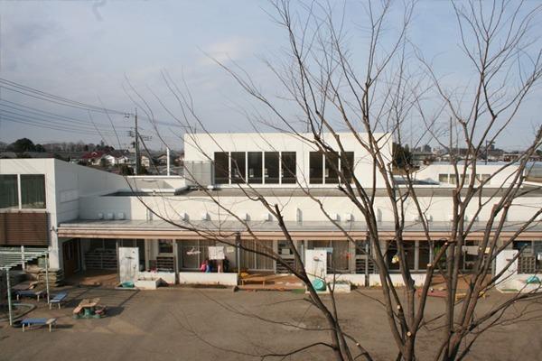東久留米市立ひばり保育園の画像