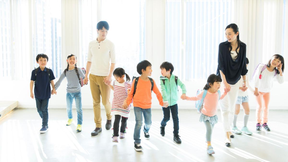 新宿区立細工町学童クラブの画像