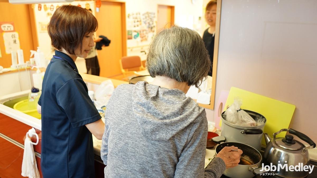ヒューマンライフケア立川の宿【小規模多機能型居宅介護】(ケアマネジャーの求人)の写真:「その人らしさ」にそっと寄り添うヒューマンライフケアの施設です