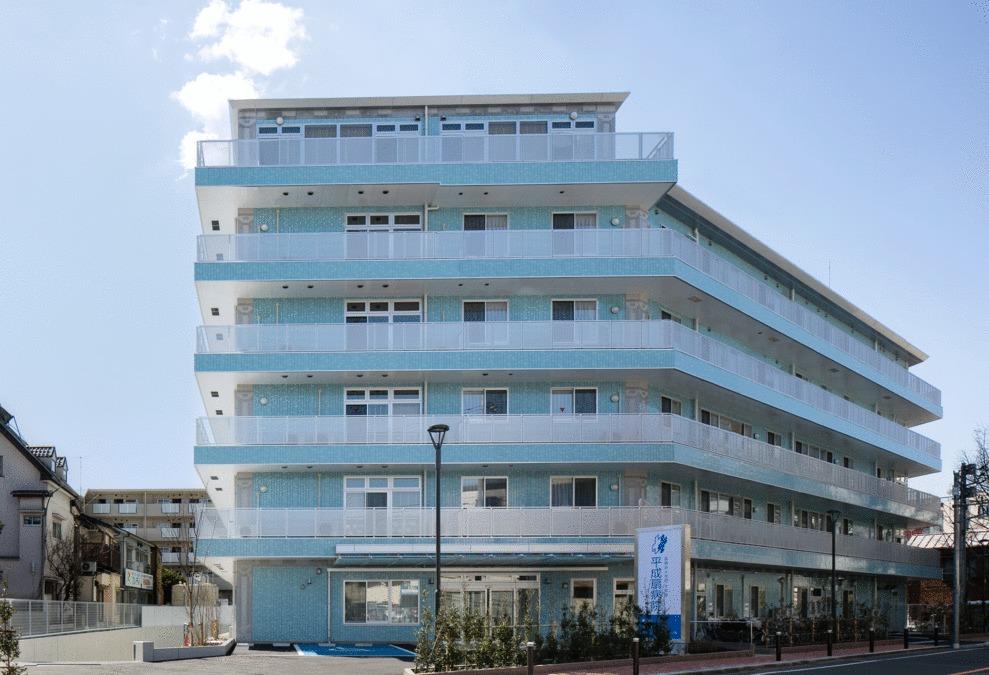 平成扇病院の画像