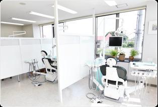 稲城はせがわ歯科医院の画像