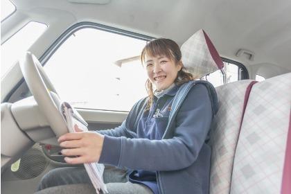 ヒューマンライフケア武南【デイサービス】(介護タクシー/ドライバーの求人)の写真:朝夕ご利用者様の笑顔に会えるお仕事です☆
