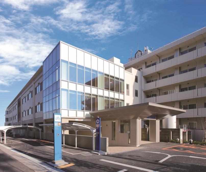 堀ノ内病院の画像