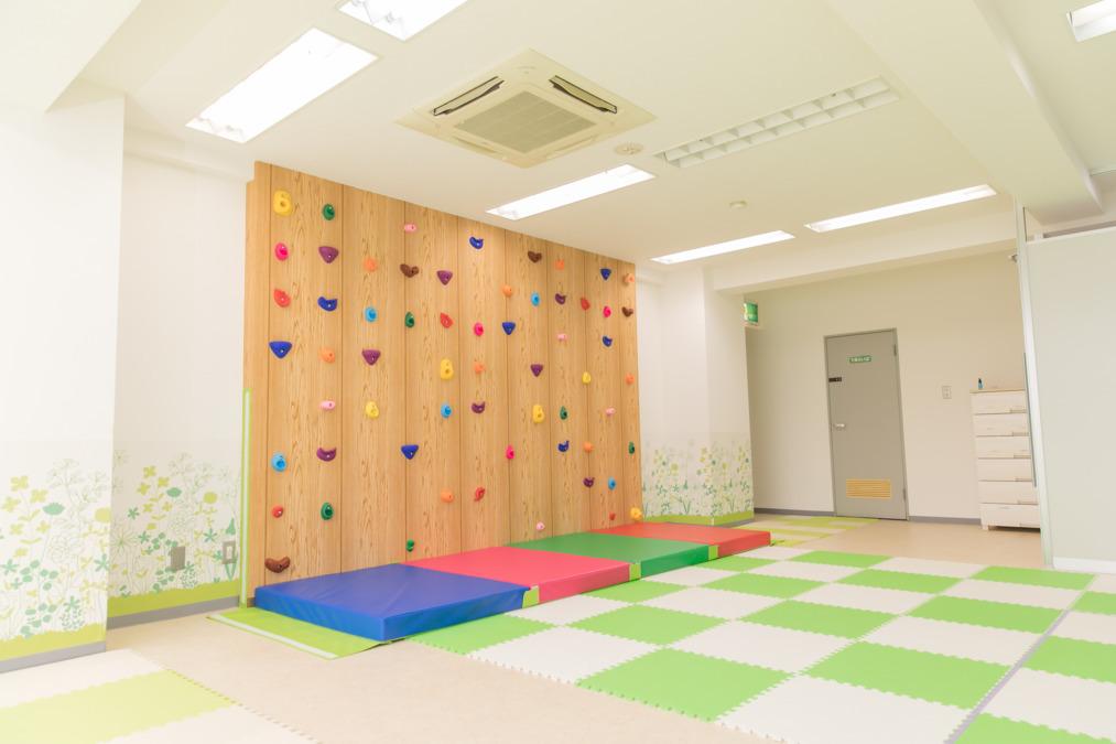 児童デイサービスあさひ丸パーク(理学療法士の求人)の写真:新設されたボルタリング