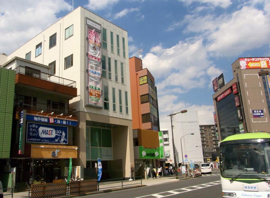 西新井駅前さくら参道内科クリニックの画像