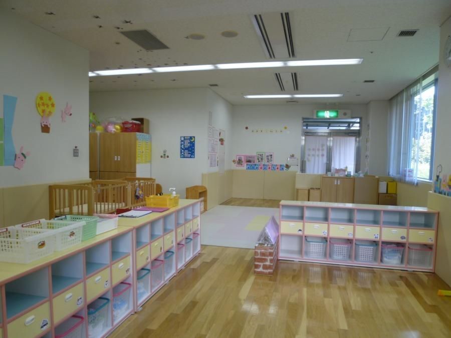 市立池田病院院内保育所の画像