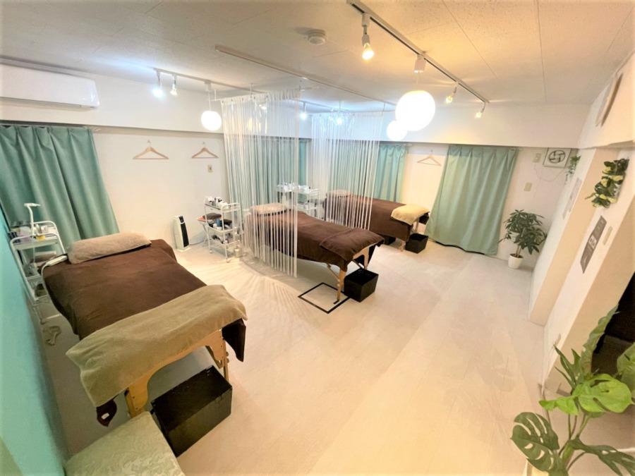 AngelLash【エンジェルラッシュ】蒲田店(アイリストの求人)の写真:アットホームな雰囲気のサロンです♪