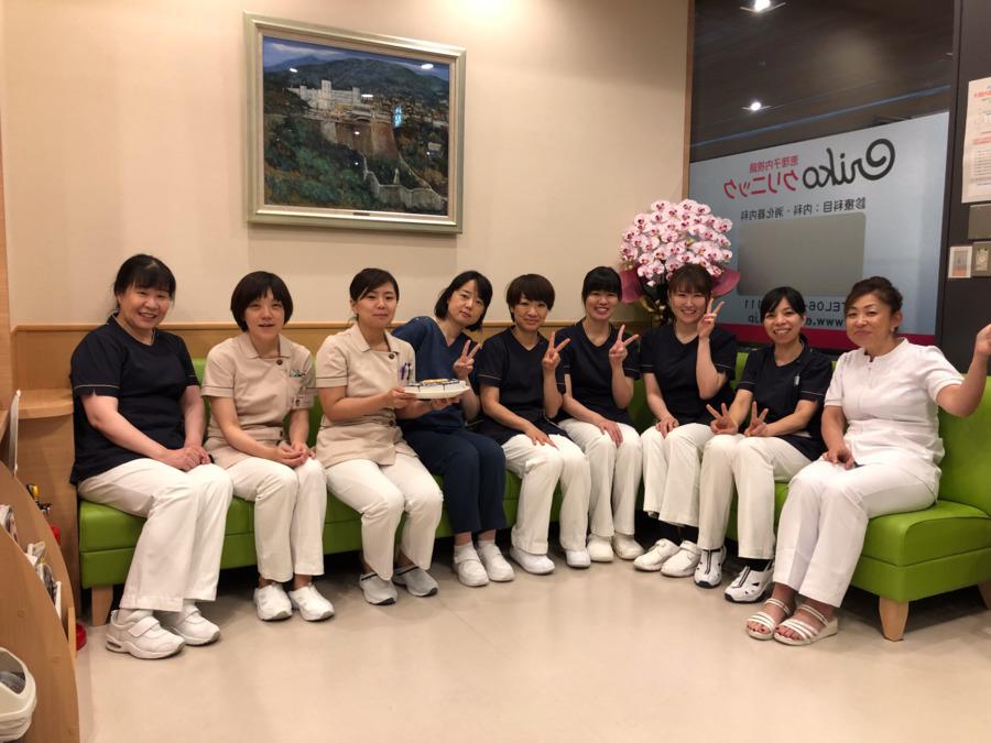 医療法人なごみ会 恵理子内視鏡クリニック(看護助手の求人)の写真1枚目: