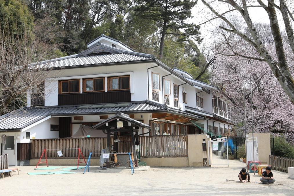 松ヶ崎こども園の画像