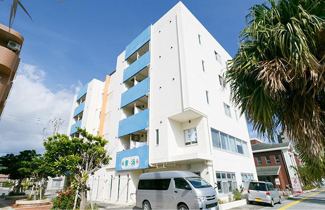 住宅型有料老人ホームさんはーと東浜の画像