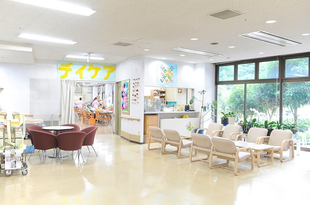 介護老人保健施設 サンシルバー町田の画像
