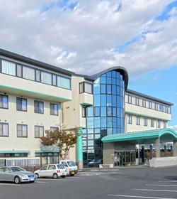 藤田病院の画像
