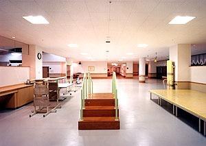 介護老人保健施設コミュニティホーム八雲(理学療法士の求人)の写真3枚目:ひとりひとりに合わせた機能訓練を実施