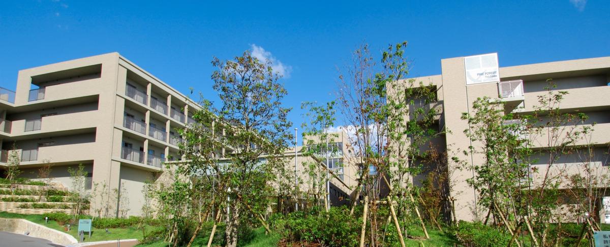 介護付有料老人ホームフォレスト垂水 壱番館の画像