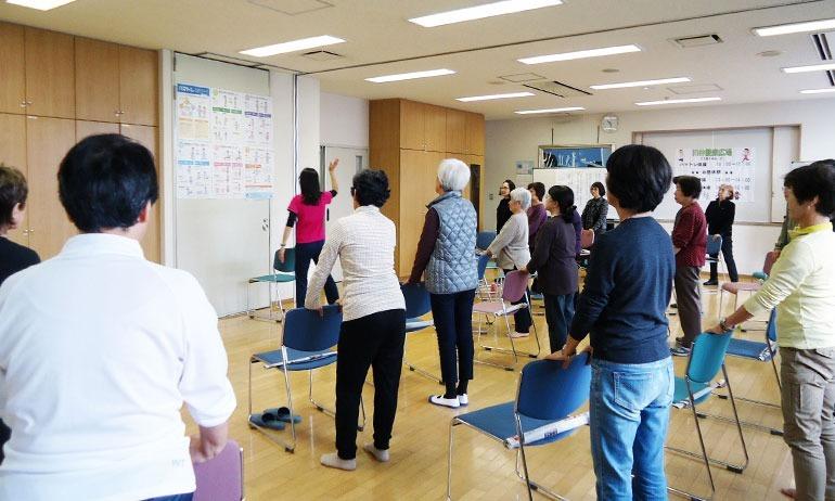 横浜市城郷小机地域ケアプラザ【地域包括】(保健師の求人)の写真: