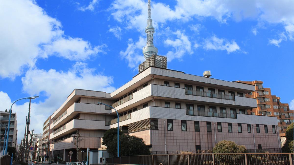 墨田区特別養護老人ホーム なりひらホームの画像