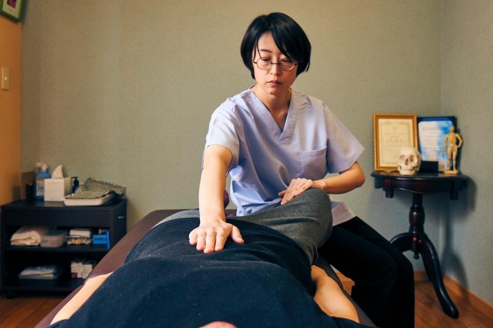 鶴崎鍼灸院(あん摩マッサージ指圧師の求人)の写真3枚目:
