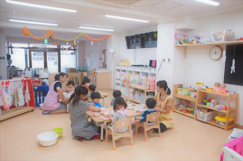 すもーるすてっぷ保育園(保育補助の求人)の写真: