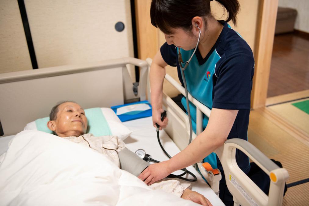 在宅介護センターちば(看護師/准看護師の求人)の写真: