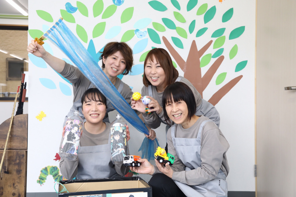 放課後等デイサービス 愛YOUわくわく広場【2020年12月01日オープン】(児童発達支援管理責任者の求人)の写真:
