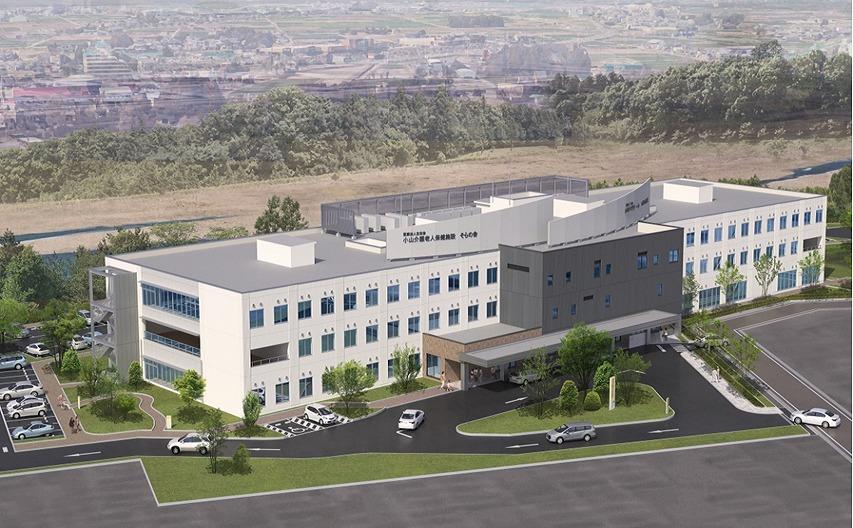 リハビリテーション翼の舎病院の画像