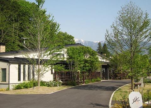 メディカルホーム ゆりかご駒ヶ根の画像