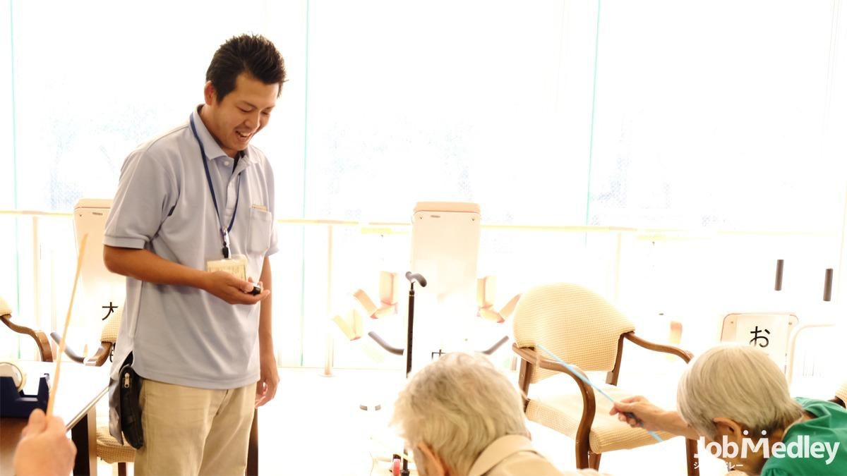 日生デイサービスセンター東尾久の画像