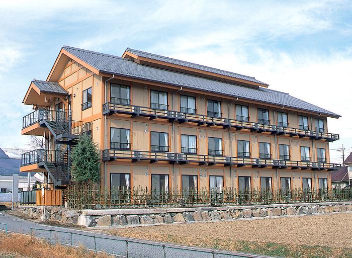 グループホーム ベルジ渋川たやの家の画像