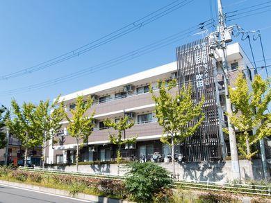 住宅型有料老人ホーム「ハーモニー吹田」の画像