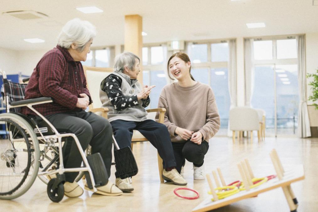 特別養護老人ホームやすらぎの里ひだかの画像